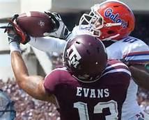 Evans becoming an NFL monster!