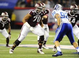 Texas A&M-Cedric Ogbuehi