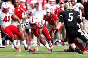 Nebraska-Randy Gregory