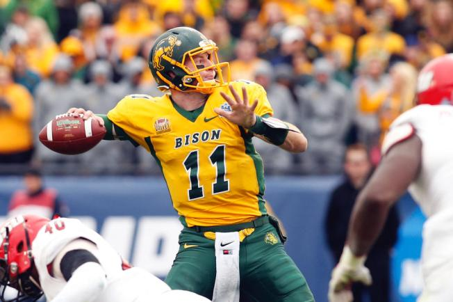NCAA Football: FCS Championship-Jacksonville State vs North Dakota State