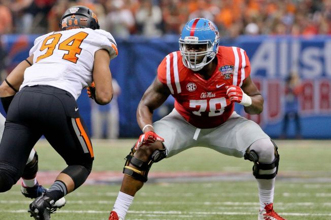 Ole Miss-Laremy Tunsil